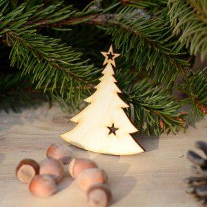 Choineczki - dekoracje i ozdoby świąteczne