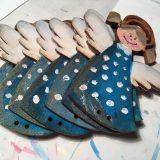 Anielska Pracownia pomaga nadać naszym aniołkom wyjątkowy i niepowtarzalny charakter