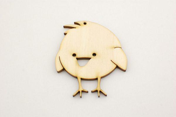 Kurczaczek - wielkanocne dekoracje i ozdoby