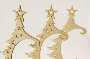 Stojak na bombkę - jednostronny - świąteczne dekoracje i ozdoby
