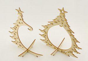 Stojak na bombkę - świąteczne dekoracje i ozdoby