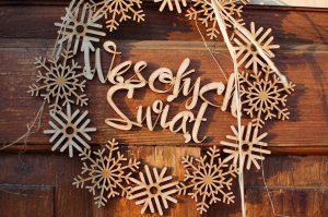 Wianek bożonarodzeniowy - świąteczne ozdoby i dekoracje