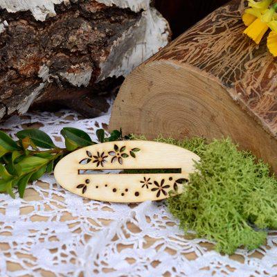 Wiosenna podstawka - wielkanocne dekoracje i ozdoby